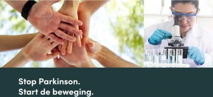 Bewegen is cruciaal voor mensen met Parkinson.